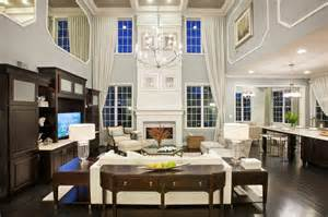 Spectacular Two Story Living Room by New Luxury Homes For Sale In Township Nj Regency
