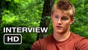 The Hunger Games - Alexander Ludwig Interview (2012) HD ...