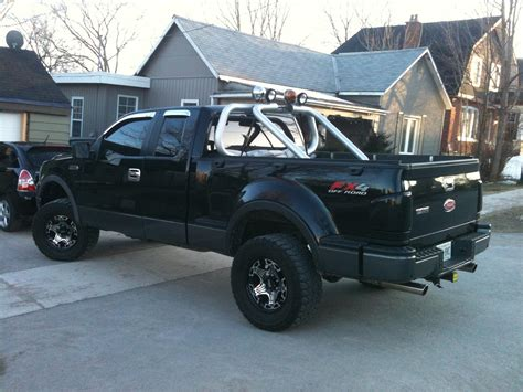 Supercab Modification by Kovuracing 2005 Ford F150 Cabfx4 Styleside 4d
