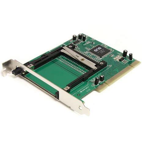 pci pcmciacardbus adapter startechcom