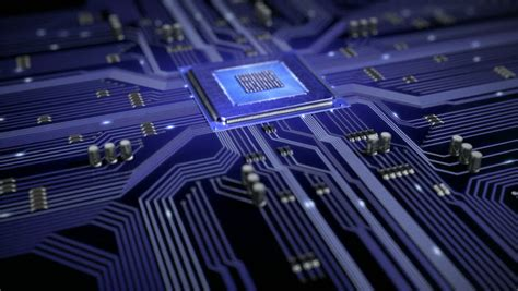 parts   motherboard technology image  stock photo