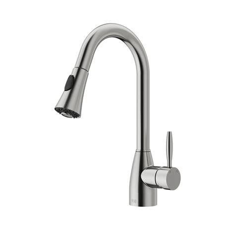 Vigo Kitchen Faucets by Vigo Aylesbury Single Handle Pull Sprayer Kitchen