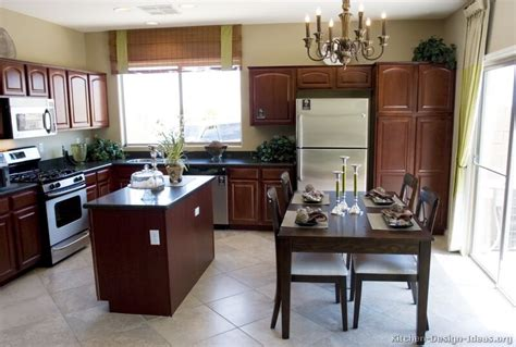 cherry kitchen ideas pictures of kitchens traditional dark wood kitchens cherry color