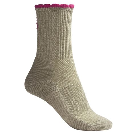 smartwool hiking light crew socks smartwool hiking ultralight socks for women 4595y