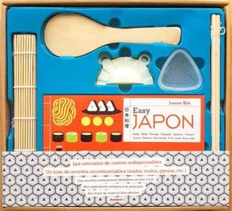 coffret ustensile cuisine coffret cuisine japonaise recettes et ustensiles laure kié