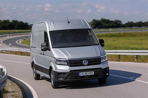 volkswagen crafter back 2017 volkswagen crafter technical specifications and data