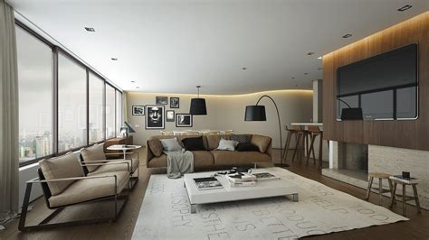 Www Livingroom by Neutral Color Palette Living Room Interior Design Ideas