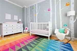 Teppich Im Babyzimmer : das babyzimmer coole ideen f r praktische und moderne gestaltung im raum ihres kleinen ~ Markanthonyermac.com Haus und Dekorationen