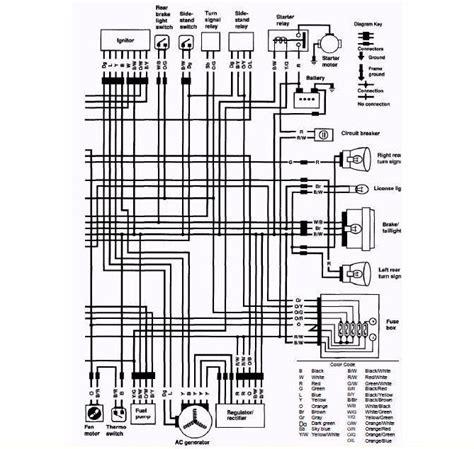 Suzuki King 300 Atv Wiring Diagram by Wiring Diagrams For Suzuki King 300