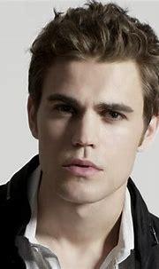 Movie Star: Paul Wesley as Stefan Salvatore: The Vampire ...