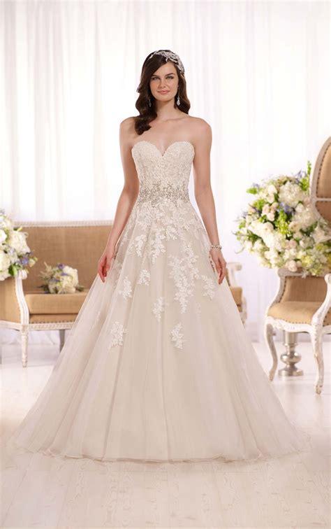 A Line Plus Size Wedding Dresses Essense Of Australia
