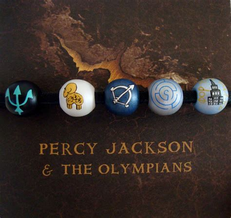 Percy Jackson Necklace Elitflat