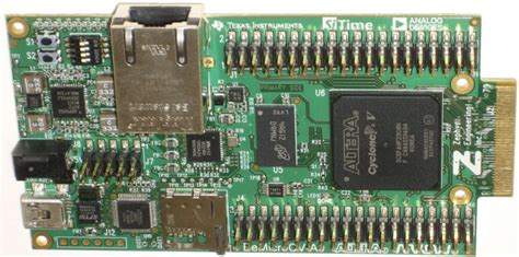 bemicro cv a9 reference design field programmable gate