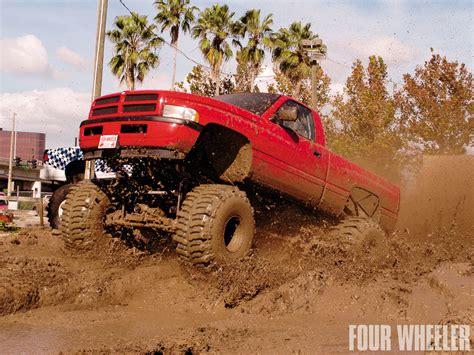 dodge mud truck dodge ram mud truck pictures