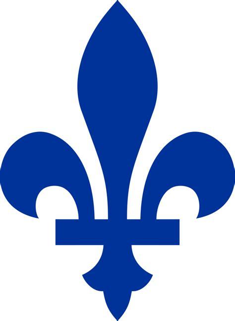 Filefleur De Lys Du Québecsvg Wikipedia