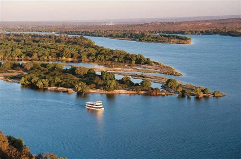 Boat Cruise Zambia by Zambezi Cruises