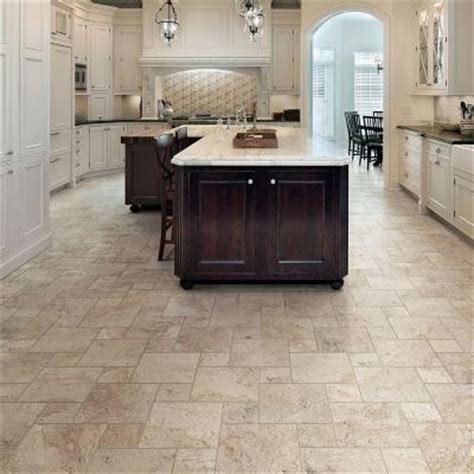 kitchen flooring home depot marazzi travisano trevi 18 in x 18 in porcelain floor and wall tile 17 6 sq ft case ulnc