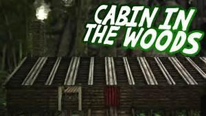 Ark Cabin Build Guide  - Ark  Survival Evolved  Ps4