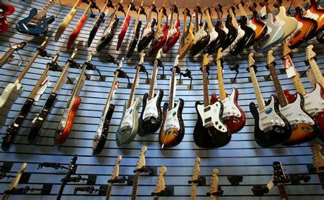 Buying Guitars & Amps