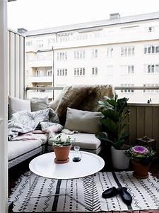 Boho, Balcony