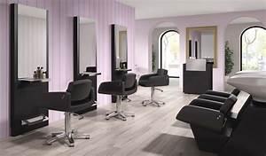 Mobilier Salon De Coiffure : pack mobilier salon coiffure divine 3 postes destockage grossiste ~ Teatrodelosmanantiales.com Idées de Décoration