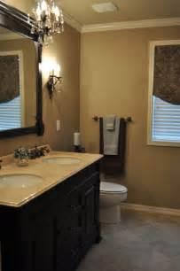 master bathroom color ideas small spa master bath redo the wall color is cappuccino