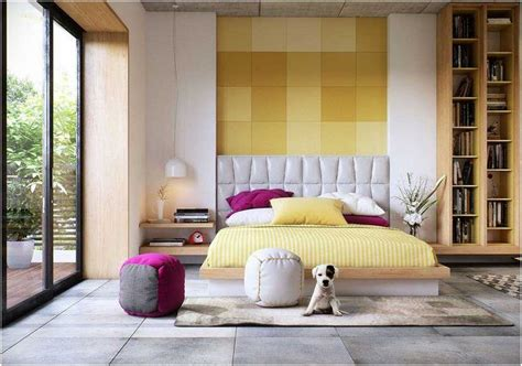 d馗oration japonaise pour chambre décoration chambre coucher adulte idées textures couleurs