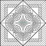 Line Quilt Drawing Patterns Drawings Quilts Harvest Quilting Patchwork Quiltworx Golden Paper Tattoo Designs Stencils Pieced Mandala Tangle Cloth Whole sketch template