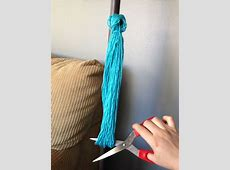 25+ best ideas about Yarn tail on Pinterest Fox tails