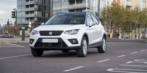 seat arona specifications prices carwow