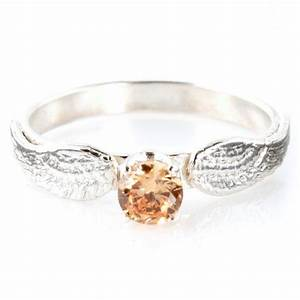 25 best ideas about cubic zirconia engagement rings on With harry potter wedding rings