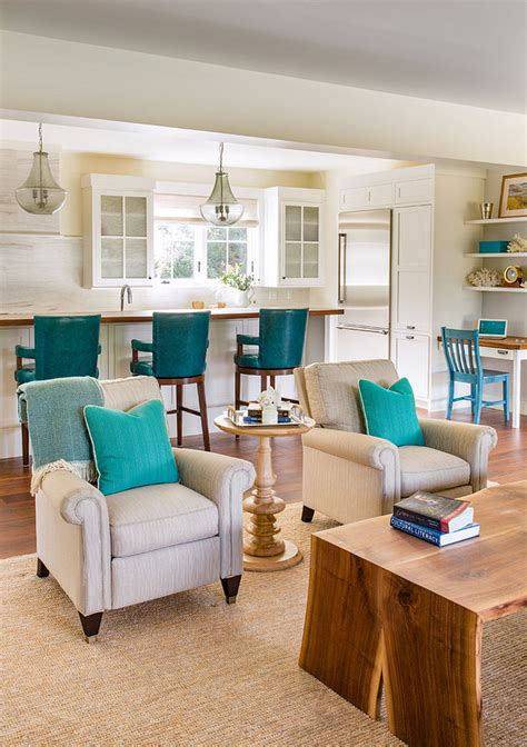 Beach House With Neutral Interiors  Home Bunch Interior