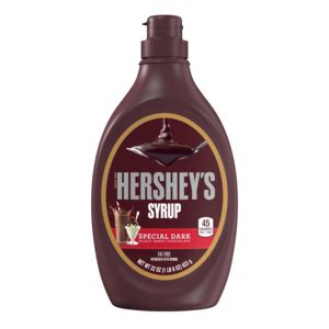 hersheys special dark syrup smartlabel