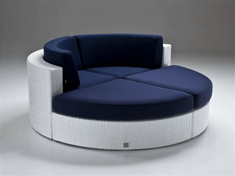 Divano Gonfiabile Rotondo : Decorating With Round Sofas And Couches