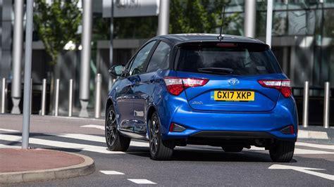 toyota yaris facelift  review car magazine