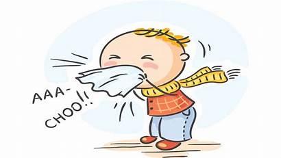 Cold Clipart Flu Congestion Nasal Achoo Season
