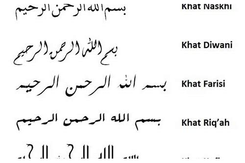 Download Huruf Abjad Kaligrafi Pase