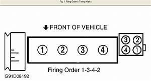 2002 Ford Taurus Spark Plug Diagram  U2022 Downloaddescargar Com