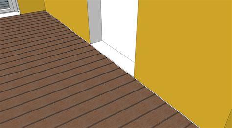 seuil de porte en beton 3 exemples de constructions de terrasses en bois terrasse evtod