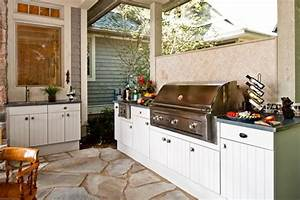 The Allure Of Outdoor Kitchen Cabinets And Advices You