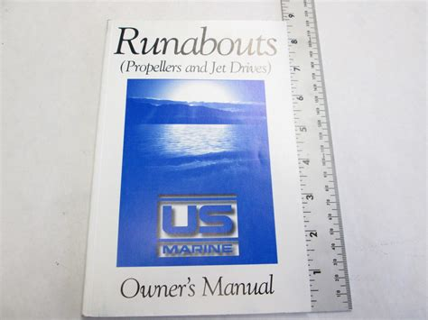 Boat Owners Warehouse Owner by Runabouts Propeller Jet Drive Boat Owner S Manual 75555