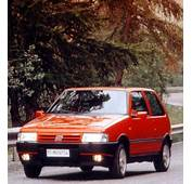 1989 Fiat Uno Turbo Ie Specifications & Stats 38269