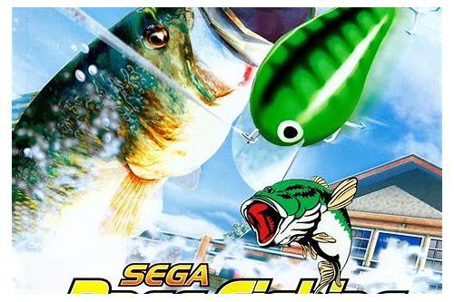 sega bass fishing 2 baixar de dreamcast controls