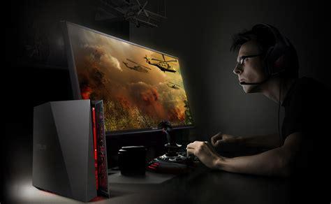 bureau ordinateur pas cher asus rog pc gamer g20aj fr018s prix pas cher soldes