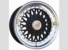 Lenso bsx wheels Black 16 inch 7,5j ET25 4x100 Wheel Outlet