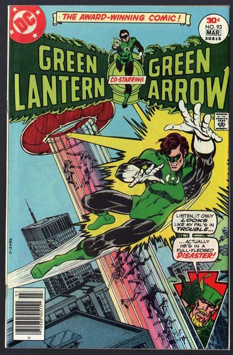 green lantern 1960 93 with green arrow vf 7 5