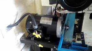 Vfd Test Run  Huanyang 2hp Vfd 3 Phase 2hp Motor