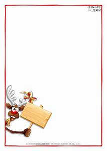 printable letter to santa claus blank paper template With blank christmas letter paper