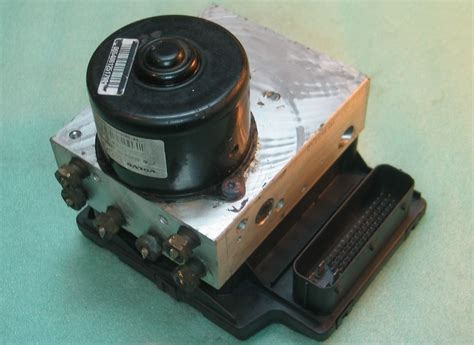 Abs Pump 8691264 Control Module 8691265 Volvo V70 S80 S60