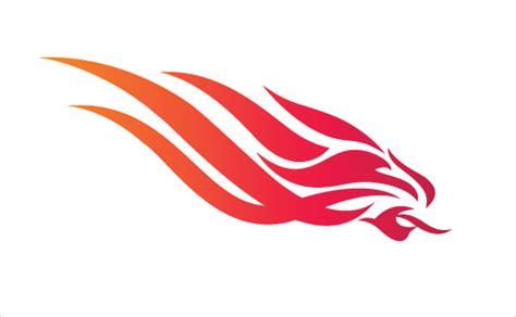 yoga store red tiger logo designer